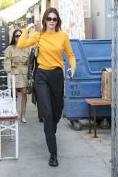 Kendall Jenner Street Style 01/24/2020