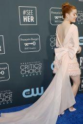 Kennedy McMann – Critics' Choice Awards 2020