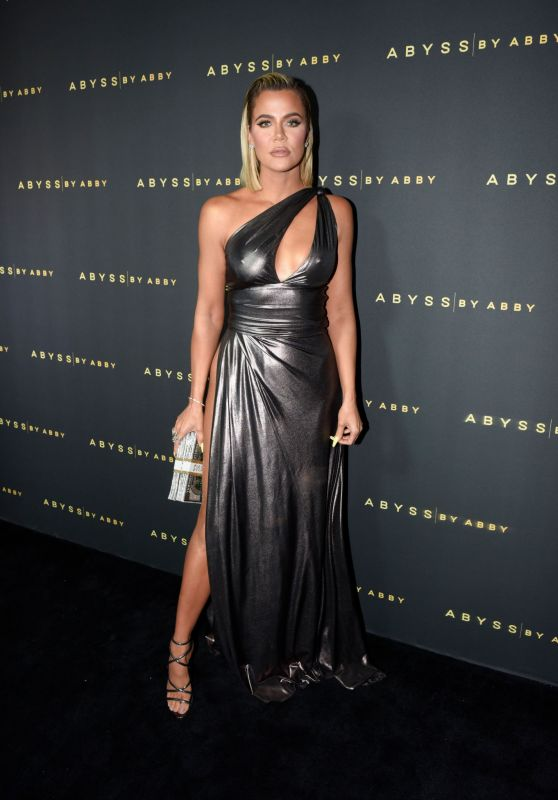 Khloe Kardashian - Abyss By Abby Arabian Nights Collection Launch Party in LA 01/21/2020