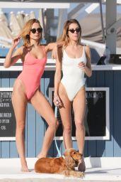 Kimberley Garner - Swimwear Photoshoot in Miami 01/21/2020