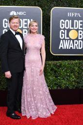 Kirsten Dunst – 2020 Golden Globe Awards