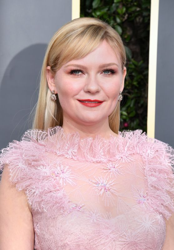 Kirsten Dunst – 2020 Golden Globe Awards