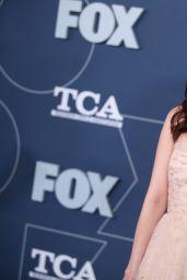 Krista Marie Yu – FOX Winter TCA All Star Party in Pasadena 01/07/2020