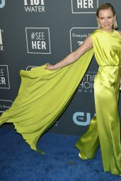 Kristen Bell – Critics' Choice Awards 2020