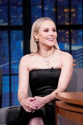 Kristen Bell - Late Night With Seth Meyers in NYC 01/29/2020