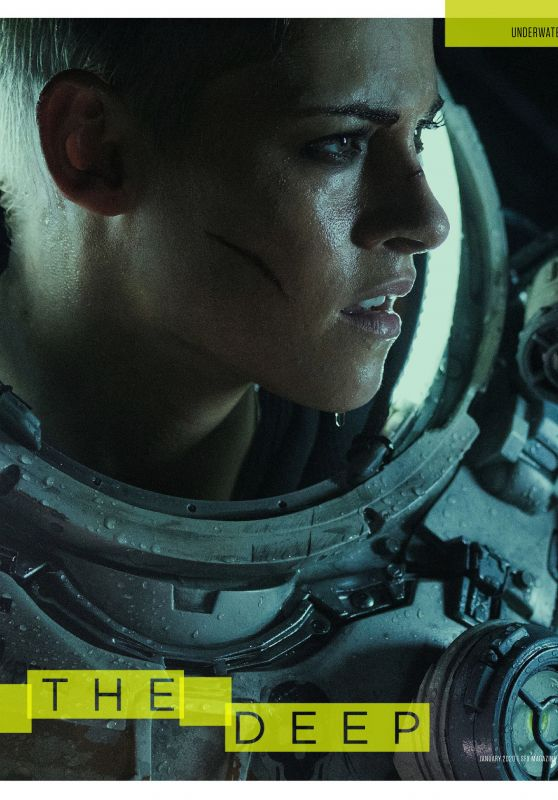 Kristen Stewart - SFX January 2020 Issue