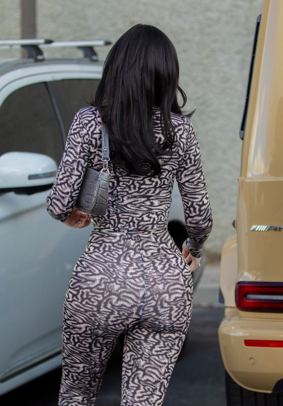 Kylie Jenner in Bodysuit 01/16/2020