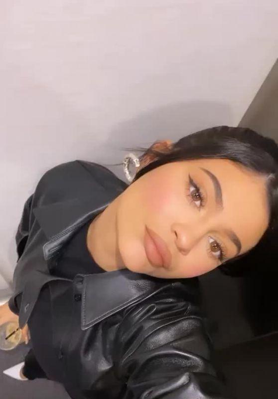 Kylie Jenner - Social Media 01/22/2020