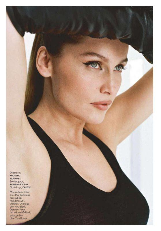 Laetitia Casta - ELLE France 01/10/2020 Issue