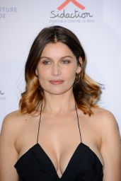 Laetitia Casta – Fashion Dinner for AIDS Sidaction Association in Paris 01/23/2020