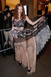 Larsen Thompson - Jean-Paul Gaultier Show at Paris Fashion Week 01/22/2020