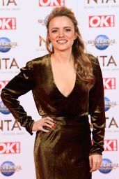 Laura Aikman – National Television Awards 2020 in London