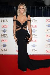 Laura Anderson – National Television Awards 2020 in London