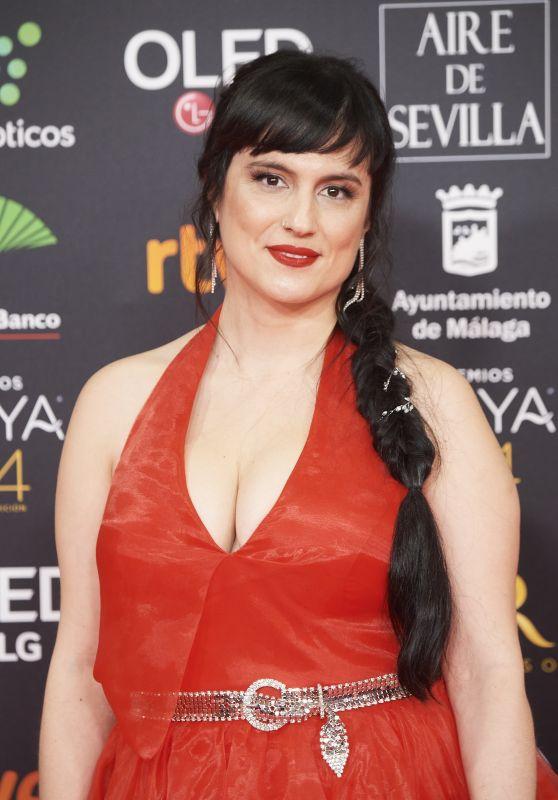 Laura Zamora – Goya Cinema Awards 2020 in Madrid