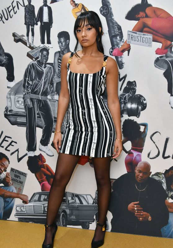 "Leigh-Anne Pinnock – ""Queen and Slim"" Premiere in London"