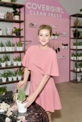 Lili Reinhart – Covergirl Clean Fresh Launch Party in LA 01/16/2020