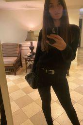 Lily Aldridge - Social Media 01/22/2020