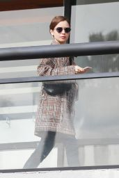 Lily Collins Street Style 01/07/2020