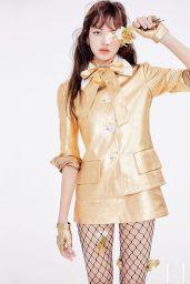 Lisa - ELLE Korea February 2020 Cover and Photos