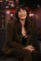 Liv Tyler - Jimmy Kimmel Live! in Los Angeles 01/21/2020