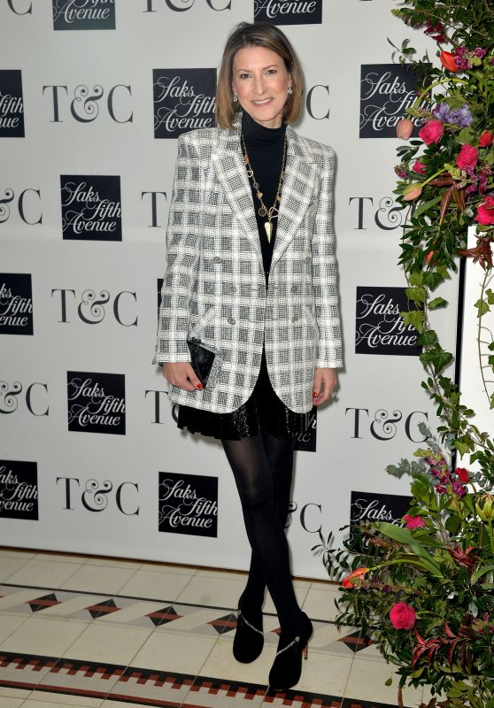 Lizzie Tisch – Town & Country Jewelry Awards 2020