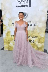Logan Browning – Screen Actors Guild Awards 2020