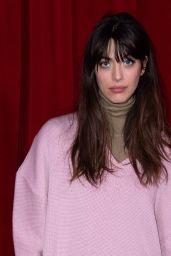 Louise Follain – Ami Alexandre Mattiussi Show at Paris Fashion Week in Paris 01/14/2020