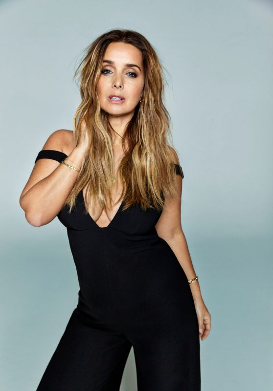 Louise Redknapp - Fabulous Magazine January 2020