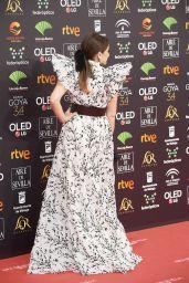 Lucia Jimenez – Goya Cinema Awards 2020 in Madrid
