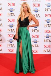 Lucie Donlan – National Television Awards 2020 in London