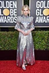Lucy Boynton – 2020 Golden Globe Awards