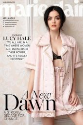 Lucy Hale - Marie Claire Malaysia February 2020 Issue
