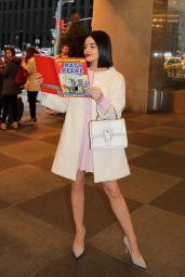 Lucy Hale - Outside the BroadwayCon Event in NYC 01/26/2020