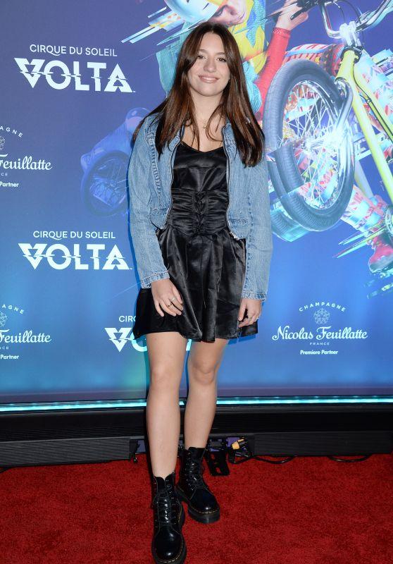 Mackenzie Ziegler – Cirque du Soleil VOLTA Premiere in LA