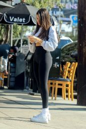 Madison Beer Booty in Tights 01/09/2020