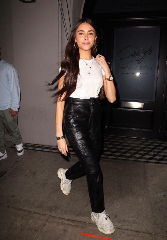 Madison Beer Night Out Style 01/27/2020