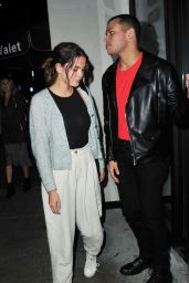 Maia Mitchell - Catch LA in Los Angeles 01/12/2020
