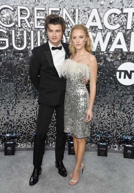 Maika Monroe – Screen Actors Guild Awards 2020
