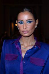 Malika Menard - Zuhair Murad Haute Couture Show in Paris 01/22/2020