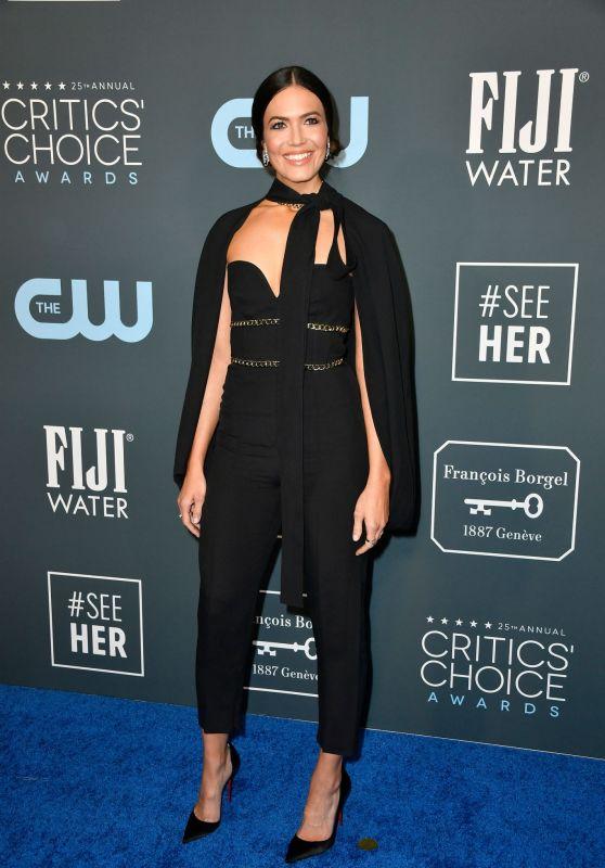 Mandy Moore – Critics' Choice Awards 2020