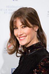 Mareva Galanter – Fashion Dinner for AIDS Sidaction Association in Paris 01/23/2020