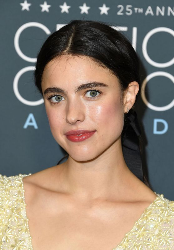 Margaret Qualley – Critics' Choice Awards 2020