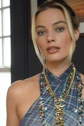 Margot Robbie - BTS Photoshoot for Events 2020