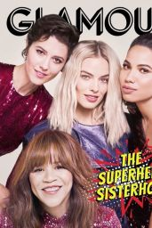 Margot Robbie - Glamour Magazine UK January 2020