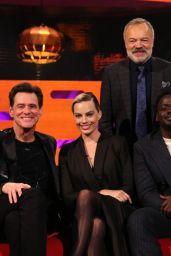 Margot Robbie - Graham Norton Show 01/30/2020