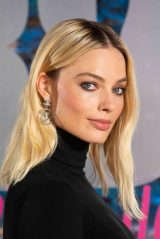 Margot Robbie - Harley Quinn's Pop Up Roller Disco in London 01/28/2020