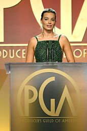 Margot Robbie - Producers Guild Awards 2020