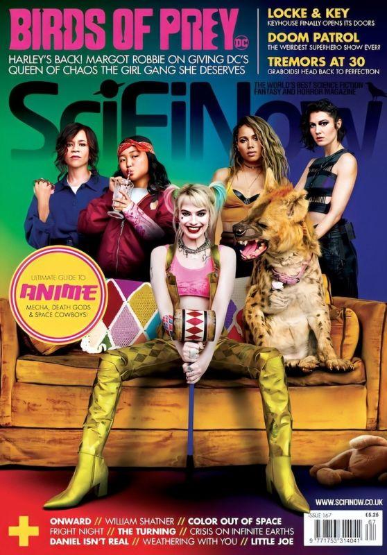 Margot Robbie - Sci Fi Now Magazine 2020 Cover