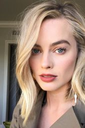 Margot Robbie - Social Media 01/27/2020