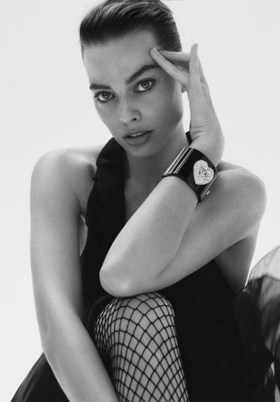 Margot Robbie – V Magazine Spring 2020 Photoshoot (Chanel)